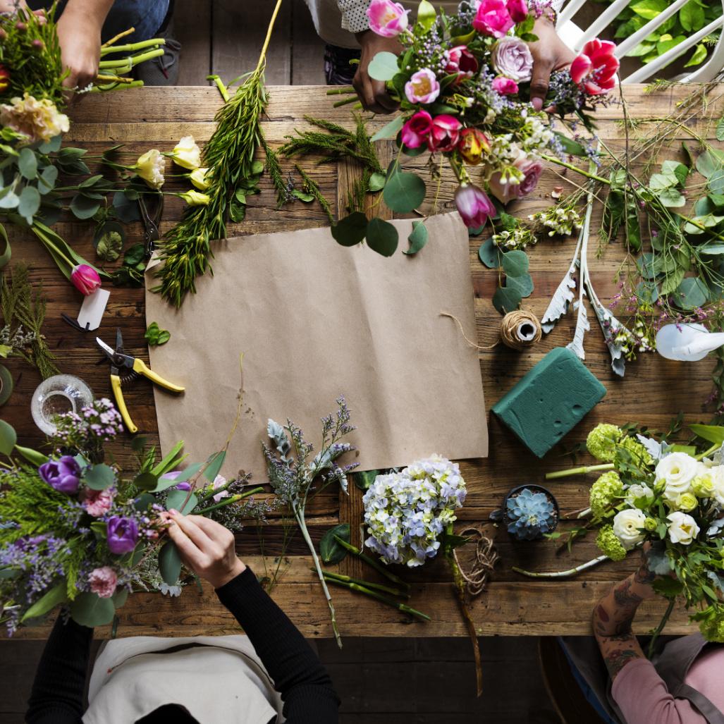 Blueme Gärtli Blumengeschäft in Magden mit individueller Floristik