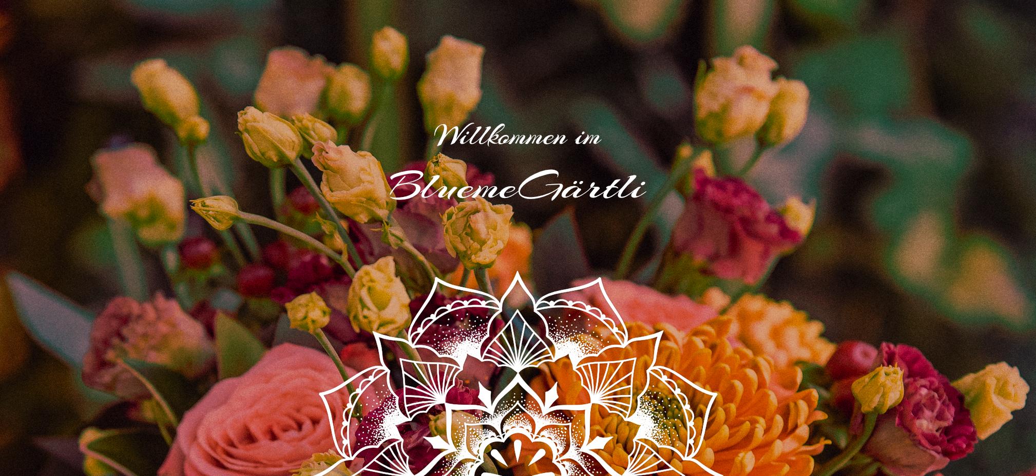 Titelseite Geschäft für Floristik & Blumen in Magden Rheinfelden, online bestellen oder anfragen